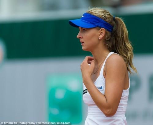 Украинская теннисистка Заневская променяла гражданство набельгийское