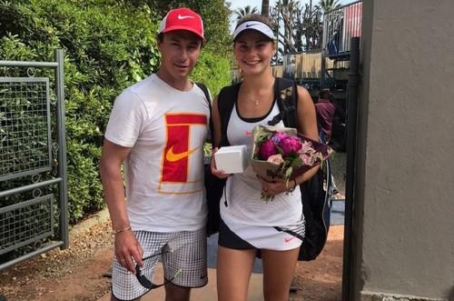 Завацкая стала двукратной чемпионкой турнира в Больё-сюр-Мер