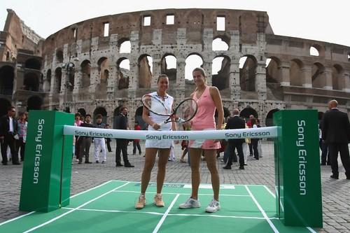 Екатерина Бондаренко проиграла матч квалификации турнира вРиме