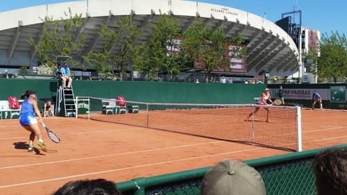Украинка Катерина Козлова вышла вфинал квалификации теннисного Roland Garros