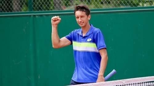 Марченко натай-брейке вышел вполуфинал квалификации Wimbledon