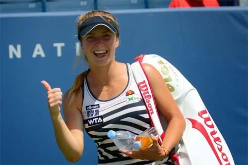 Свитолина поднимается на14-ю строчку рейтинга WTA