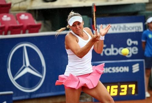 Бостад (WTA). Козлова пробилась вчетвертьфинал
