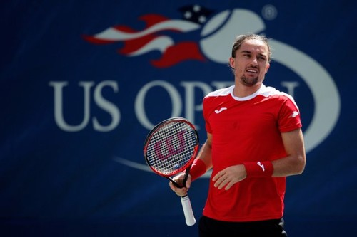 USOpen: Александр Долгополов прошел вследующий раунд чемпионата