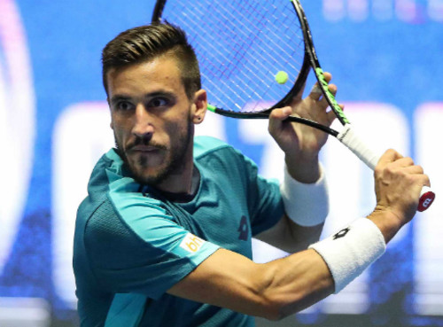 St. Petersburg Open-2017 одержал победу босниец Дамир Джумхур