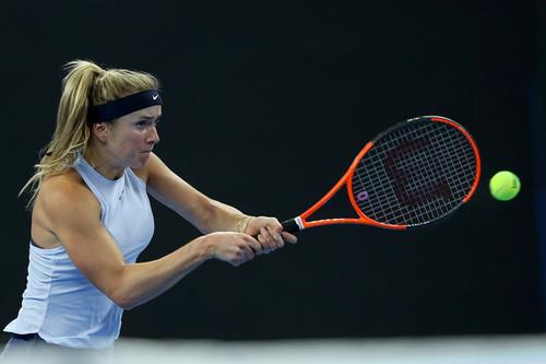 Элина Свитолина уверенно стартовала натеннисном супертурнире WTA встолице Китая