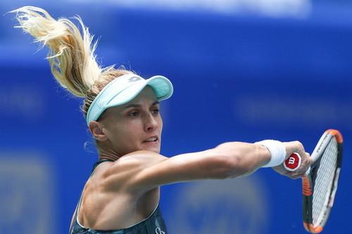 Цуренко обыграла Вандевей ивышла в ¼ финала Кубка Кремля