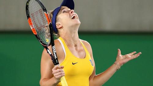 Свитолина удачно одолела 2-ой круг China Open