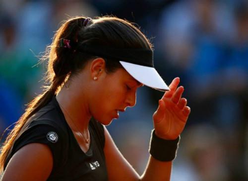 Известная теннисистка Ана Иванович объявила озавершении карьеры