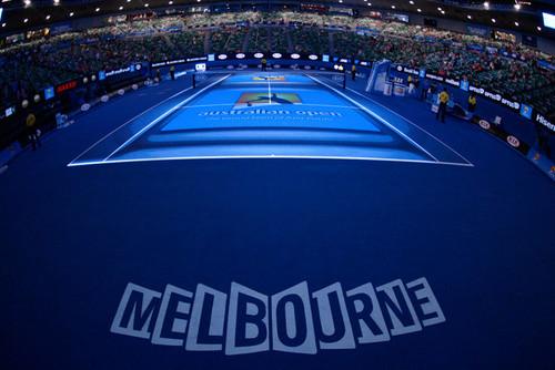 Маррей иФедерер попали водну четверть Australian Open