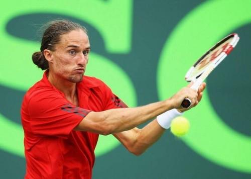 Australian Open. Монфис стал конкурентом Долгополова повторому кругу
