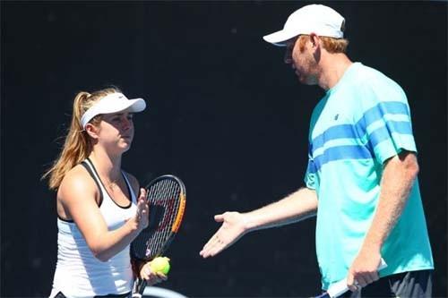 Лучшая теннисистка Украины вышла вполуфинал парного Australian Open