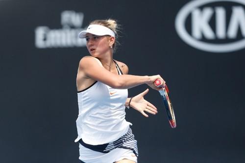 14-летняя украинка вышла вфинал Australian Open