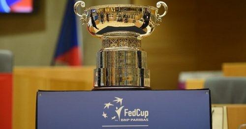 Российская Федерация сыграет сБельгией вплей-офф Мировой группы