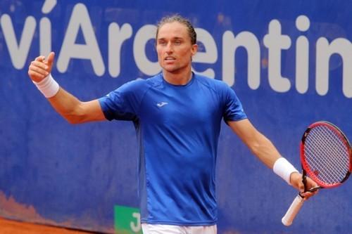 Теннисист А.Долгополов стал четвертьфиналистом турнира вБуэнос-Айресе