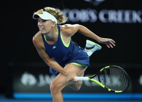 Возняцки— вполуфинале Australian Open